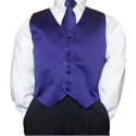 Boy's Vests and Ties