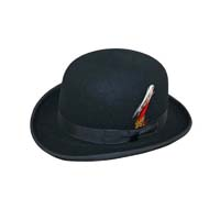 Derby and Bowler Hats